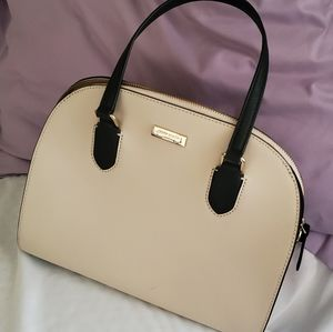 Tan & Black Kate Spade purse
